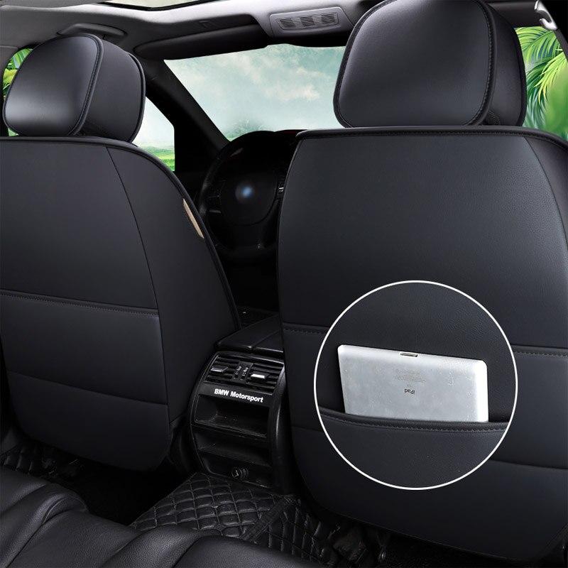 Image 4 - Ynooh Car seat covers For mitsubishi pajero sport lancer asx 2011 outlander l200 colt car protector-in Automobiles Seat Covers from Automobiles & Motorcycles