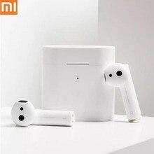 Original Xiaomi Air 2 TWS Airdots Pro 2 Mi Air 1 True Wireless Earphones ENC Bluetooth 5 Tap Control Voice Control LHDC Dynamic недорого