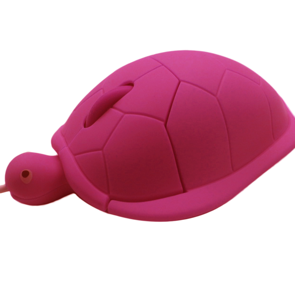 Cute animal Wired MouseB 3D Turtle Frosted Optical Mice Mouse For Computer PC Mini Pro Sea turtle Gaming Mouse @ thumbnail
