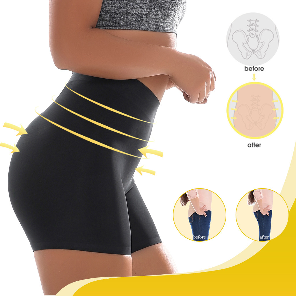 Slimming Waist Trainer Butt Lifter Pants Women Wedding Dress Seamless Pulling Underwear Body Shaper Tummy Control Panties
