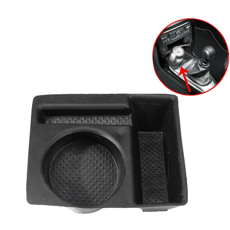 Front Central Cup Holder Coin Holder Ashtray 9425E4 for Citroen C3 DS3 2009-2019 9425E4