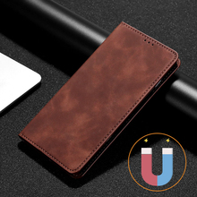 Leather Cover Flip Case For Huawei