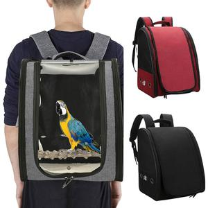 Pet Parrot Backpack Carrying C
