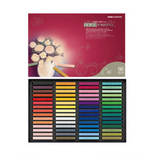 SIMBALION Non Toxic Colored Soft Pastels/Chalks/Sticks/Crayons 12/24/36/48/60 Colors Drawing Coloring Art Stationery Supplies