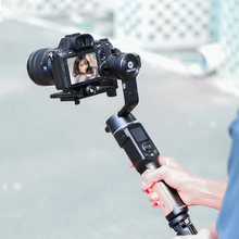 Feiyutech AK2000C Camera Stabilizer 3 Axis Gimbal Dslr Handheld Vlog Schieten Voor Smartphone Canon Sony Nikon Panasonic Fuji