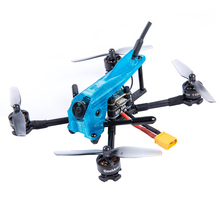 iFlight TurboBee 120RS 120mm 2s Micro FPV Racing Drone BNF/PNP with 2540 Propellers/1103 10000kV Brushless Motor/FPV Camera