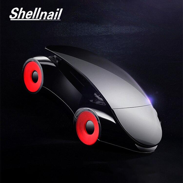 SHELLNAIL Car Phone Stand Sport Car-styling Center Console Sucker Holder With Fragrance Plastic Navigation Cellphone GPS Bracket