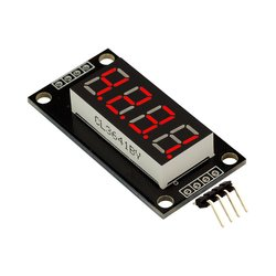 0.36 cal TM1637 4-cyfra led cyfrowy w kształcie tuby moduł wyświetlacza 7-segmentowy cyfrowy w kształcie tuby seryjny płyta sterownicza dla Arduino zestawy diy