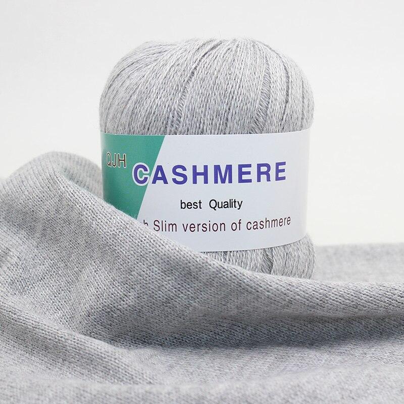 Очень мягкая кашемировая пряжа-компаньон шерстяная пряжа для ручного вязания DIY анти-пилинг хорошее качество ручная вязка нить для осени и ...