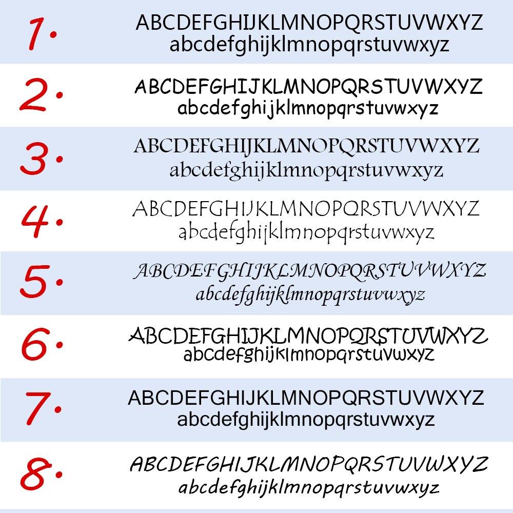 Купить с кэшбэком 60Pcs 28X13MM Name Stickers Cute Carton Pattern Custom Sticker Children School Stationery Labels Customize Personalized Sticker