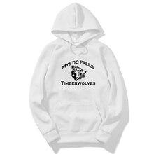The Vampire Diaries hoodies women men printed Stefan Salvatore hoodies