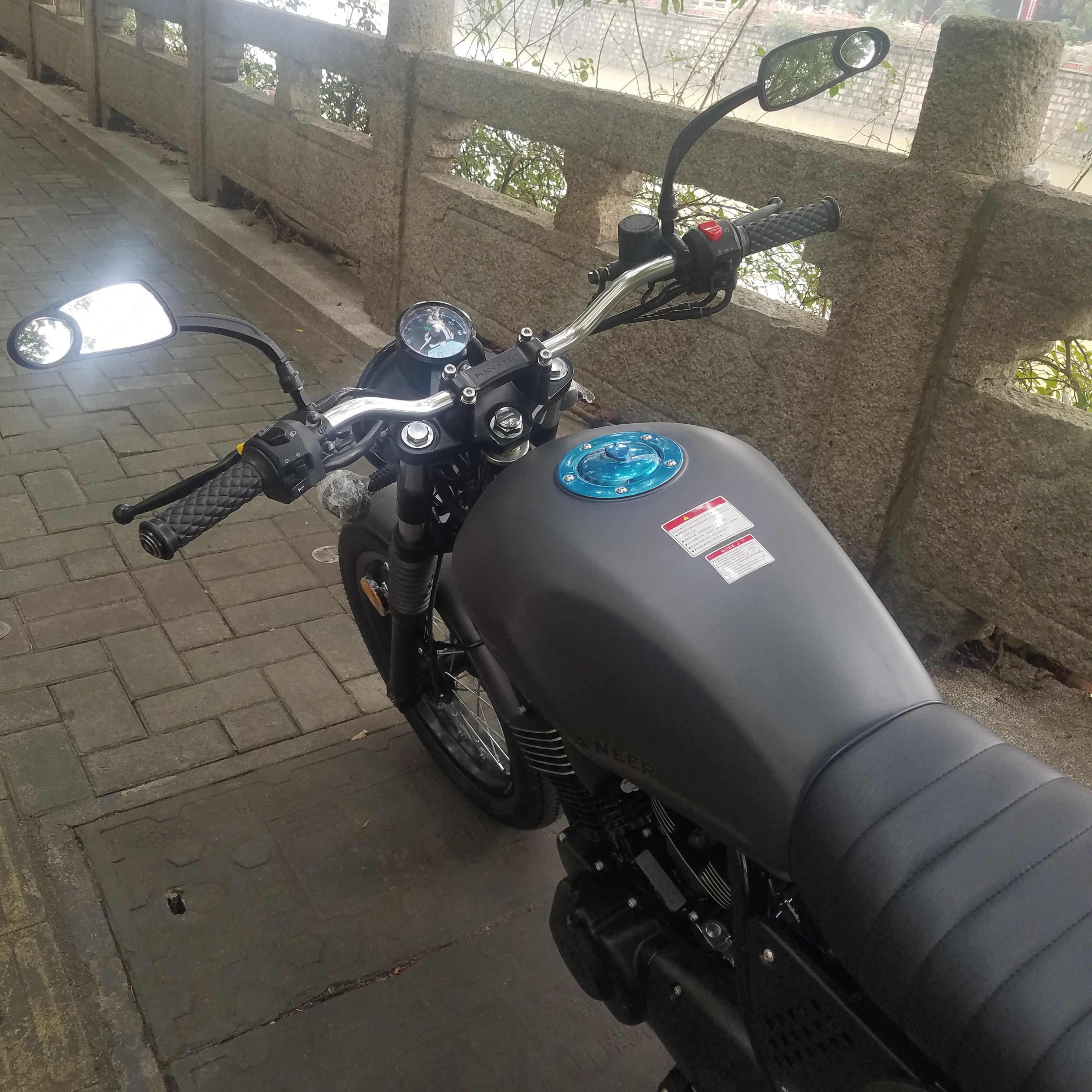 AM/_ NE/_ 28mm Universal Motorcycle Motorbike Dirt Bike Aluminum Alloy Handlebar T