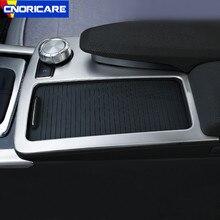 Trim Water-Cup-Holder C Class C200 Mercedes-Benz Sticker Decoration 2008-14 for W204