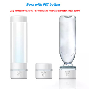 Image 4 - Max H2 3700 ppb SPE technology DuPont ion membrane hydrogen concentration hydrogen water maker and hydrogen water generator