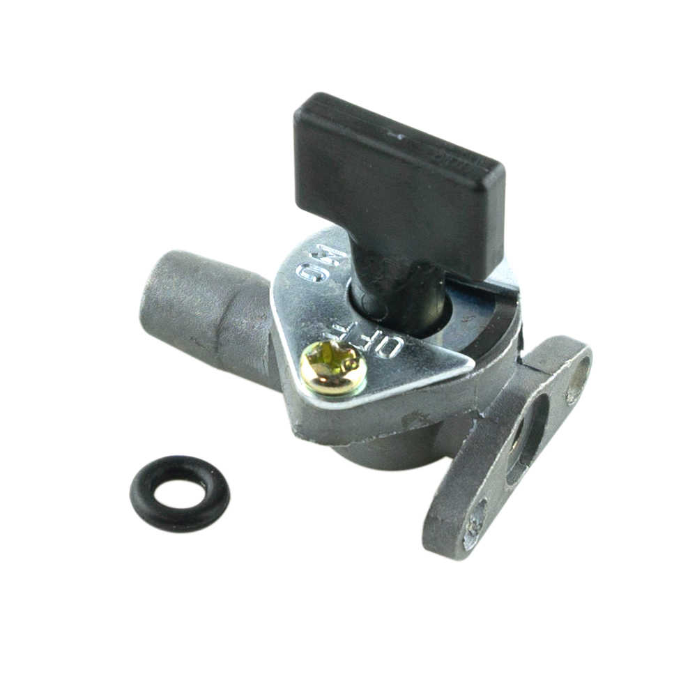 Almencla 2 Pieces Carburetor Fuel Oil Valve On//Off Switch for 49cc ATV Dirt Bike Motorbike 2 Stroke Engine