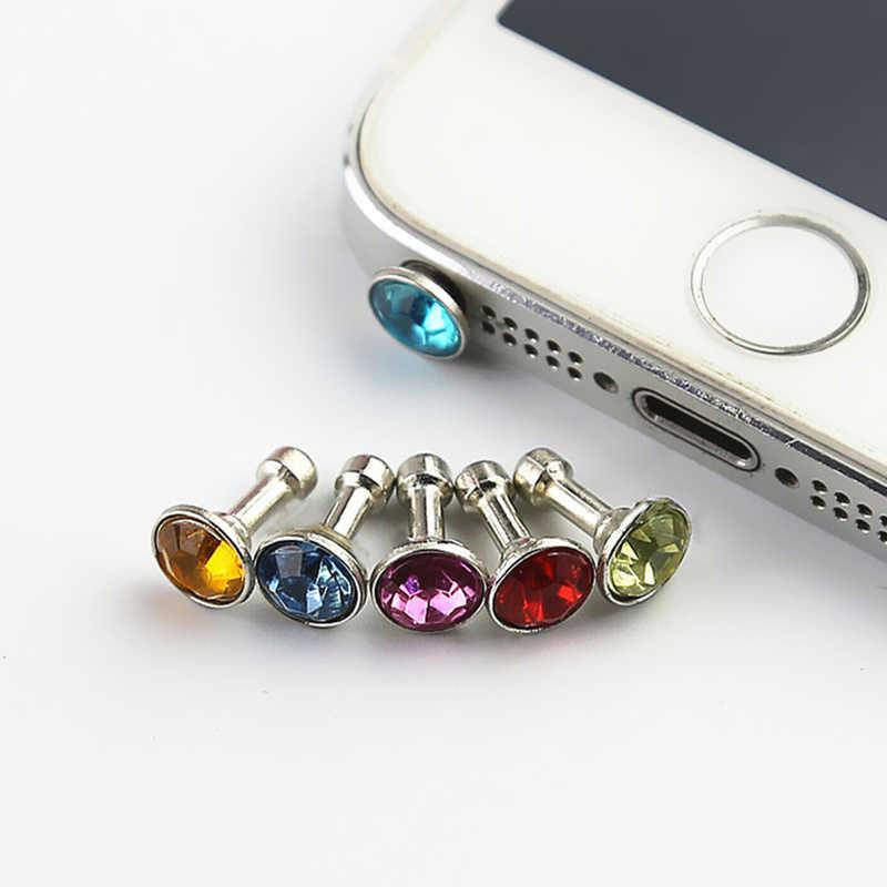 1 sztuk uniwersalny gniazdo 3.5mm zestaw słuchawkowy słuchawki Anti pyłoszczelna słuchawki do telefonu komórkowego Audio pyłoszczelna wtyczka dla apple Iphone 5 6 PC 70