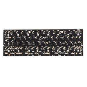 Image 4 - DZ60 Custom mechanical keyboard PCB 60% keyboard support arrow key alu plate gateron switch stab