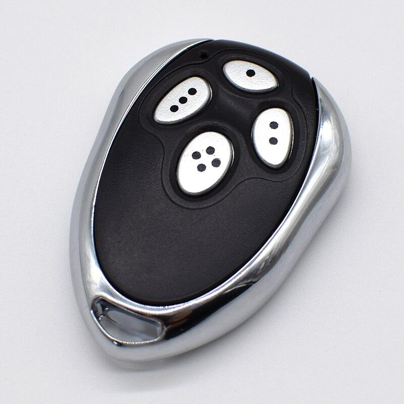 Alutech AT-4 Gate Control AN-Motors Garage Door Remote Control At 4 433MHz Remotes Controller Hand Transmitter Key Chain Barrier