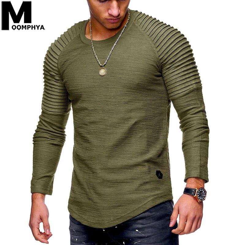 Men Casual Zip up Short Sleeve Long Hoodie Tee Curved Hem T Shirt