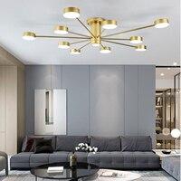 Modern LED Ceiling Light Living Room Bedroom living room Creative Home Lighting Fixtures AC110V/220V Free Shipping Ceiling Lamp