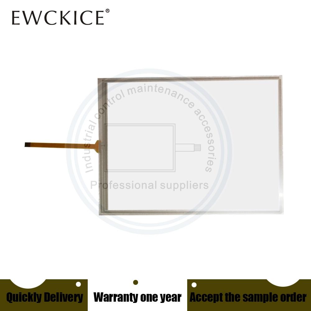 Nouveau qst084a075h qst 084a075h qst-084a075h HMI PLC écran tactile panneau membrane écran tactile