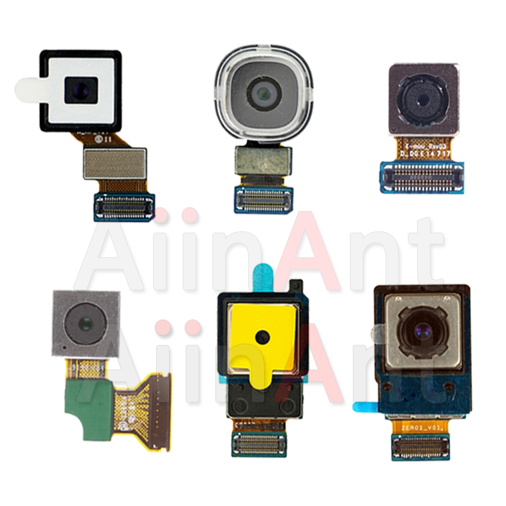 Original For Samsung Galaxy S3 I9300 S4 I9500 S5 G900F I8190 I9190 I9192 I9195 G800F Rear Main Back Camera Flex Cable