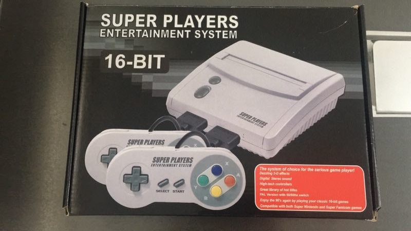New Hight quality TV Video Game Console for S-n-e-s 16 Bit Games with 100 In 1 SNES Game Cartridge  can battery save
