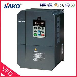 Image 4 - Высокопроизводительный фотогальванический инвертор солнечного насоса Sako 380 В 11 кВт VFD, тройной (3) фазовый выход переменного тока