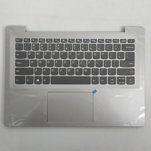 все цены на Free Shipping!!1PC New Original Laptop Keyboard Cover C Palmrest For Lenovo 520s-14 онлайн