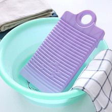 Clothes-Cleaning-Tools Washing-Board Laundry-Accessories Mini Portable Thicken Plastic