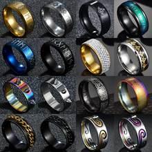 Moda humor anéis conjunto amantes de noivado strass pavimentado anel para senhoras feminino amante festa casamento jóias escritura anéis