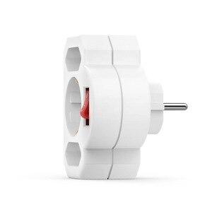 Image 4 - 16A ab soket ab avrupa almanya AC güç adaptör fiş duvar soketi anahtarı düğmesi güç çıkışı