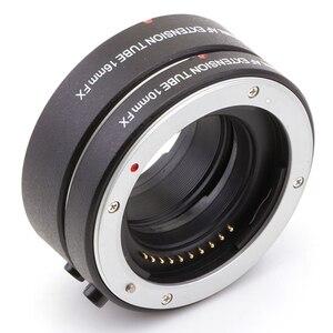 Image 4 - Pixco Autofocus Macro Extension Tube Suit for Fujifilm FX X A5 X A20 X A10 X A3 X A2 X A1 X T2  X E3 X E2S Camera