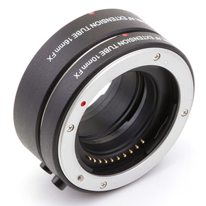 Image 4 - Pixco otomatik odak makro uzatma tüpü için uygun Fujifilm FX X A5 X A20 X A10 X A3 X A2 X A1 X T2 X E3 X E2S kamera