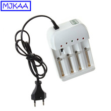 Battery Charger for 18650 26650 14500 10440 AA AAA etc Auto Off 4.2V 3.6V Li-ion Rechargeable Battery Charger 1.5V 1.2V EU Plug 18650 3 7v rechargeable li ion battery eu us plug aaa aa 18650 14500 10440 universal charger for led flashlight torch headlamp