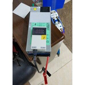 Image 4 - DYKB 3S 4S Lifepo4 Lipo Li ion kurşun asit lityum pil şarj cihazı şarj pilleri 12V 12.6 14.6v 50A 75A w VOLT AMP ekran