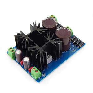 Image 2 - Hifivv audio Lt1084cp linear power supply HIFI linear power supply dual output linear power supply board high power linearity