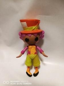 Image 2 - 8cm orijinal MGA Lala bebek toplu düğme gözler Brinquedos oyuncaklar oyun evi aksiyon figürü kız bebek