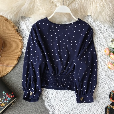 RUGOD Chiffon Women Blouses Single-breasted Elegant Boho Chic Style Summer Tops and Blouses Fashion Modis Blusas Mujer