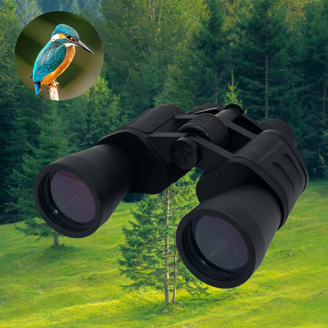 10-180x100 HD High Magnification Long Range Zoom Binoculars Camping Hunting Wide Angle Binoculars Outdoor Tourism Telescope 1