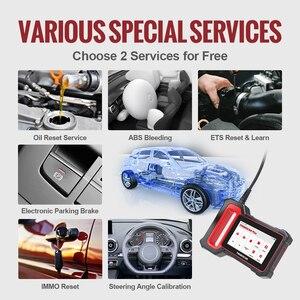 Image 3 - THINKCAR – Thinkscan Plus S4 outil de Diagnostic automobile, Scanner automatique, système ECM/TCM/ABS/SRS/BCM, OBD2, 3 réinitialisations optionnelles gratuites à vie