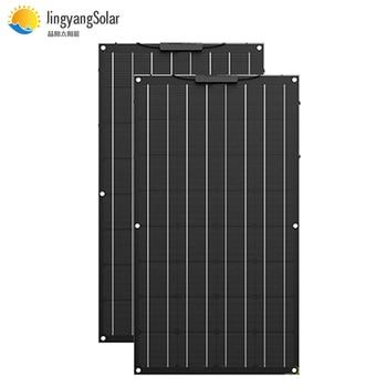 Everything Is Solar™ ETFE Flexible Solar Panel 12V 24v System Kit