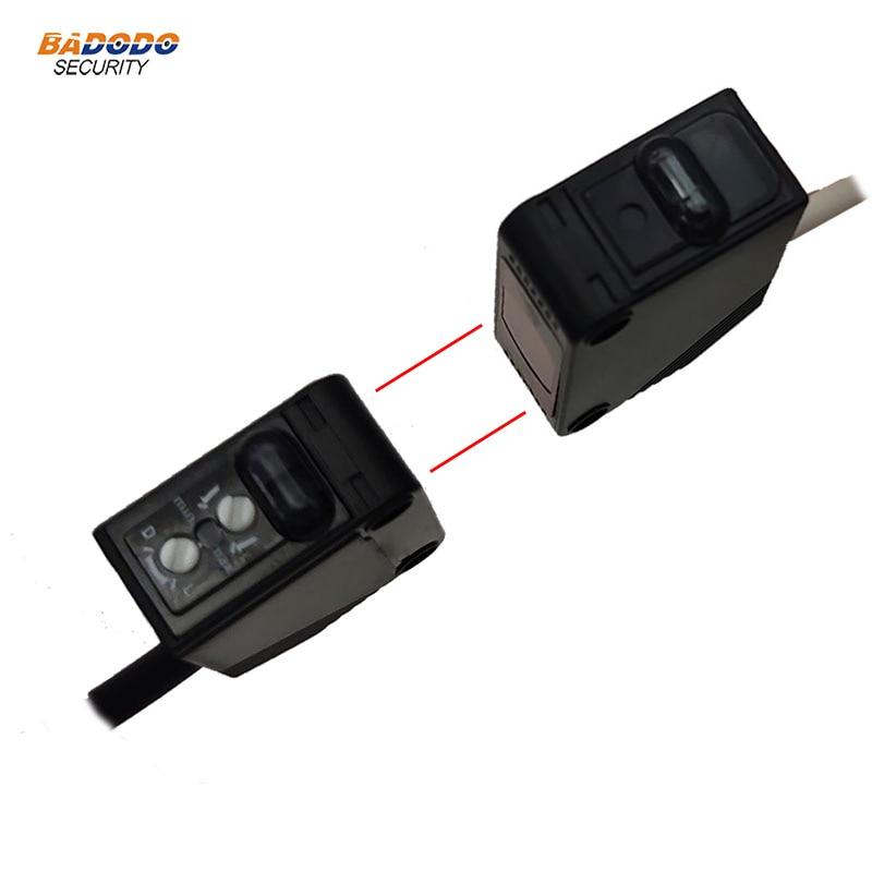 2 X Photoelectric Switch Sensor E3Z-T61 DC12-24 V IR Photoelectric Infrared-NPN
