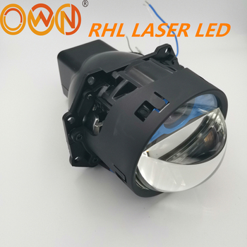 DLAND OWN RHL LASER BI LED PROJECTOR LENS 3 , BILED WITH LASER HIGH BEAM AND OS LED optima premium biled lens professional series