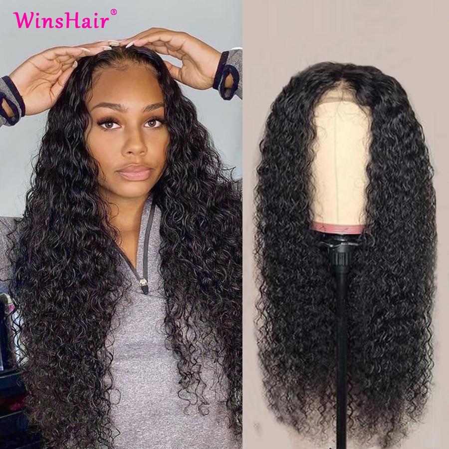 Парик из натуральных волнистых волос Liweike, 13*4 13*6 бразильских волос Remy, 150% 180% плотность, предварительно отобранные отбеленные узлы