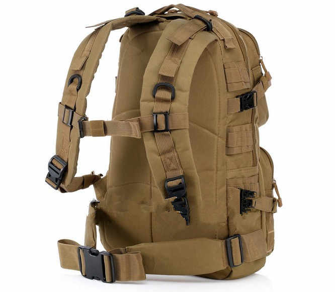 Black Hawk Assault Backpack B- , Army Fans Tactical Backpacks US Military Camouflage Bag