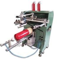 소화기  소화기 인쇄기를 위한 둥근 스크린 인쇄 기계