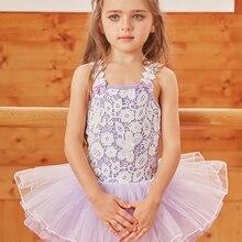 Girls ballet dress dance tutu camisole performance ballerina costumes gymnastic leotard dancewear girls