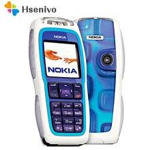 ノキア3220改装のnokia 3220のgsm携帯電話オリジナルロック解除ノキア電話サポートロシアポーランド送料無料