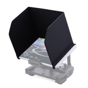 Image 4 - For DJI Mavic 2 Pro Mini 2 Air Spark Phantom 4 3 mavic air 2 Accessories Phone Tablet Sun Shade Controller Hood Monitor Cover